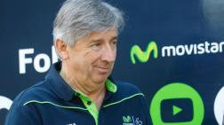 Eusebio Enzué, director del Movistar Team.
