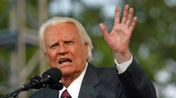 "Billy Graham, el ""televangelista""."
