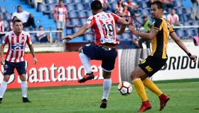 Junior visitará a Guaraní.