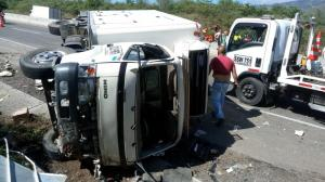 Accidente en carreteras de Cundinamarca