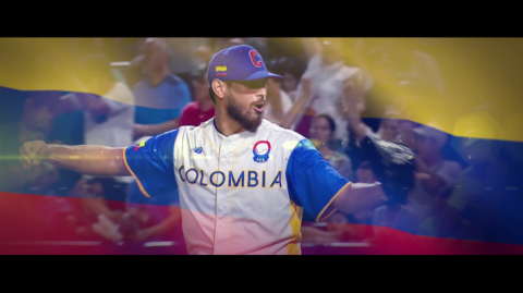 Colombia ocupa un ligar especial en el video.