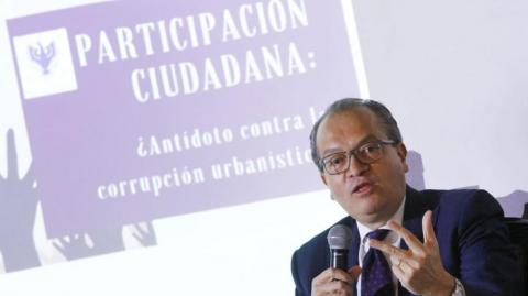 El Procurador General, Fernando Carrillo,