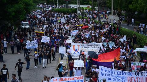 Marcha Universidad Del Atlancico