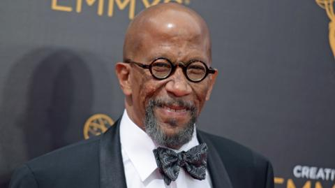 Reg E. Cathey, actor fallecido.