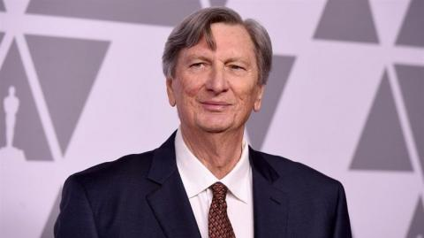 John Bailey, presidente de la Academia de Hollywood.
