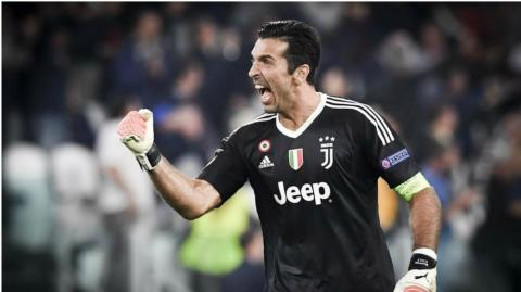 Gianluigi Buffon.