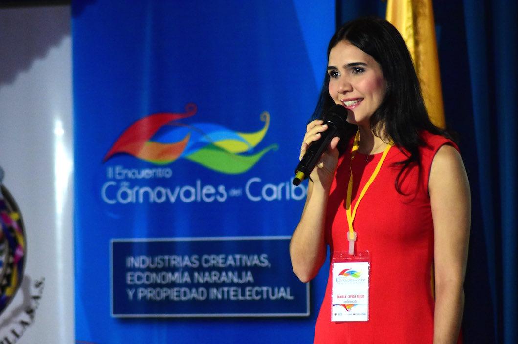 Daniela Cepeda Tarud.