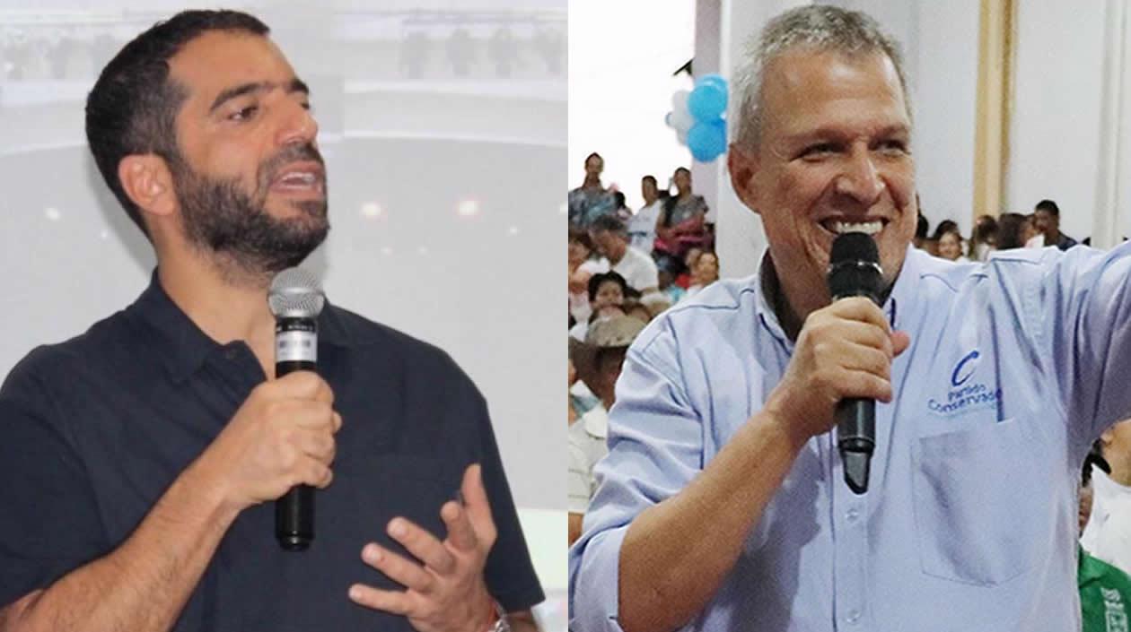 Arturo Char y Germán Blanco presidirán las directivas de Senado y Cámara |  Zona Cero