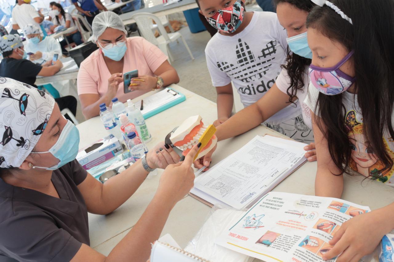 Más de 500 personas fueron atendidas en jornada de salud en Puerto Colombia - Noticias de Colombia