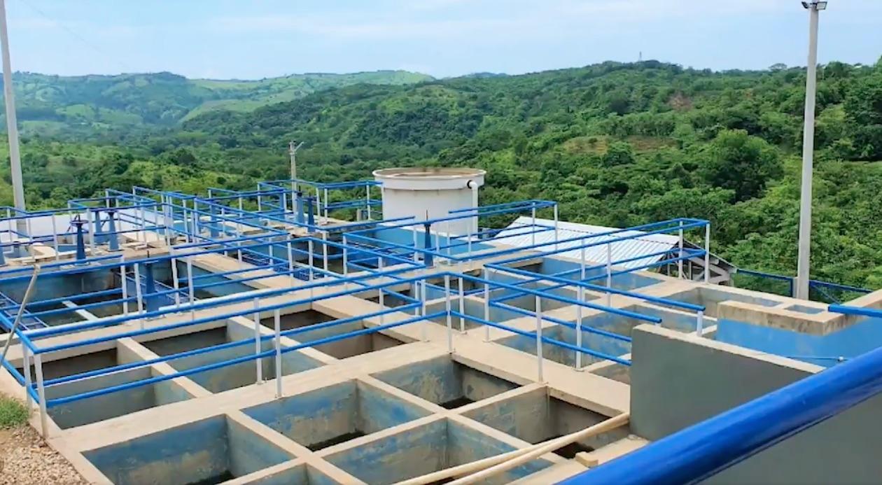 El proyecto se encuentra localizado en los Montes de María.