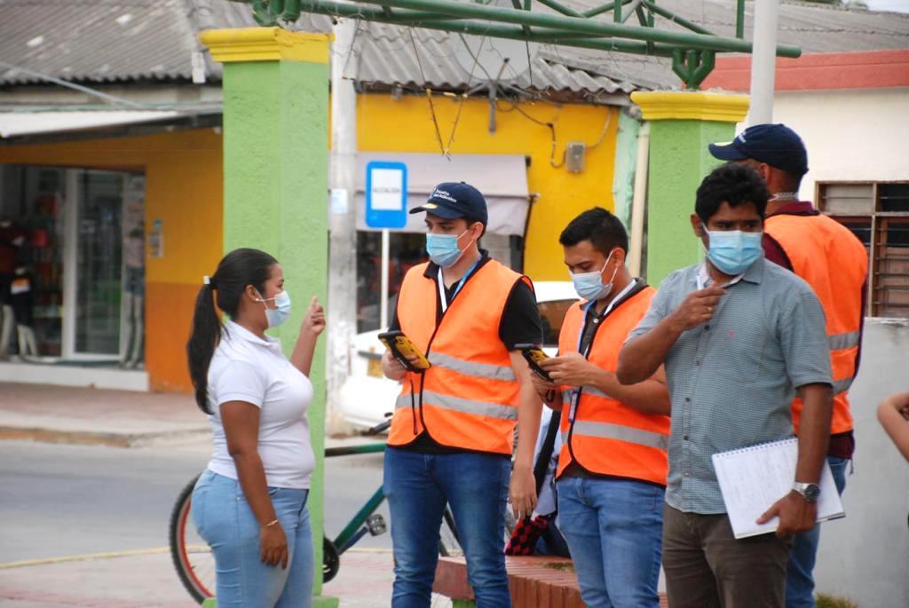 Diálogo con los ciudadanos.