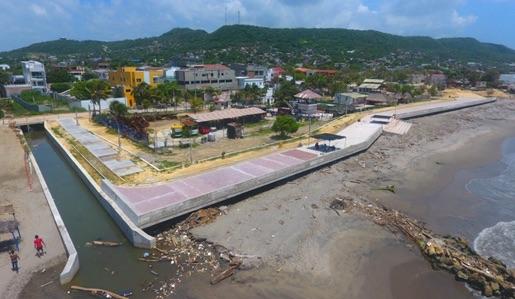 La plaza estará conectada con el muelle y el malecón.