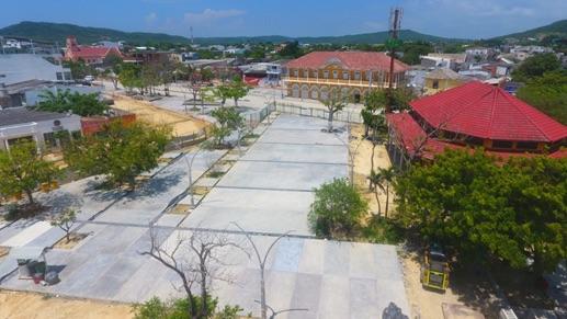 El proyecto constituye una verdadera renovación urbana.