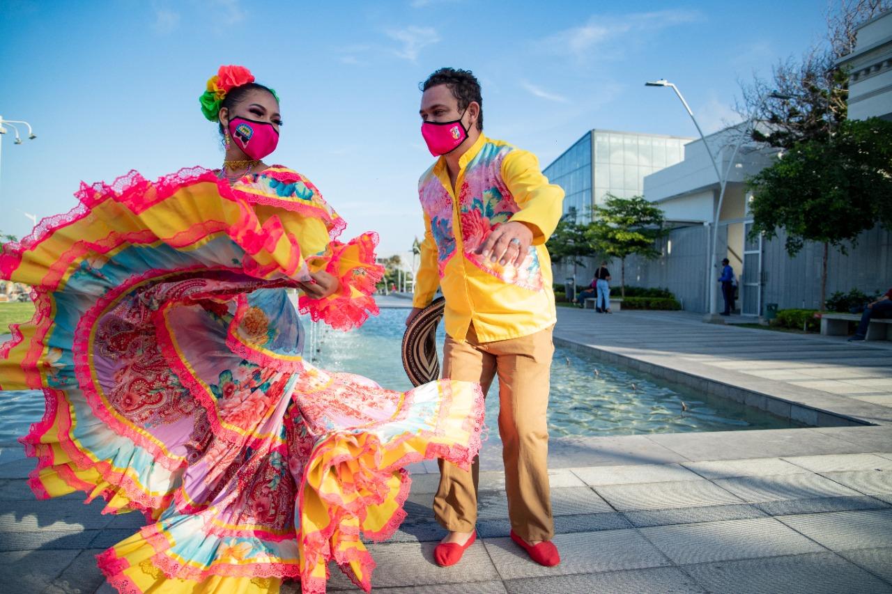 Sabanalarga, Polonuevo y Santo Tomás reactivan actos culturales en el Atlántico - Noticias de Colombia