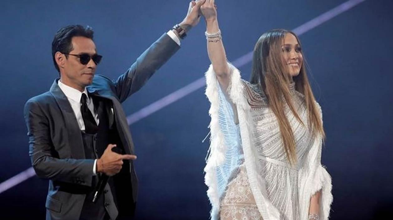 Marc Anthony y JLo