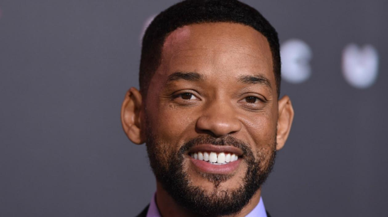El actor norteamericano Will Smith.