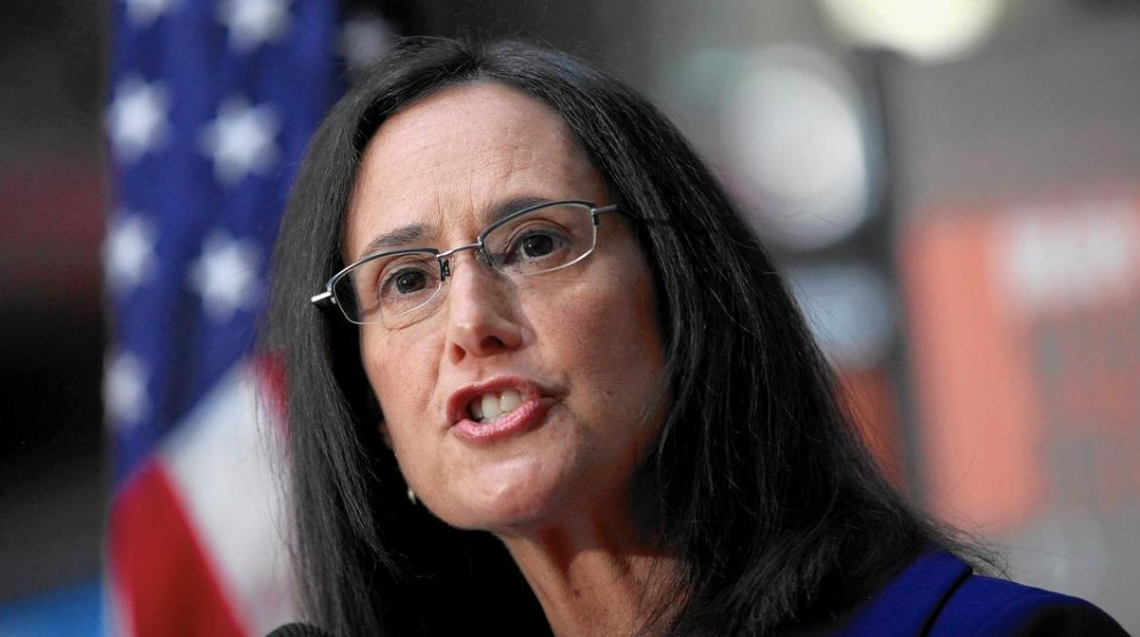 La fiscal general de Illinois, Lisa Madigan.