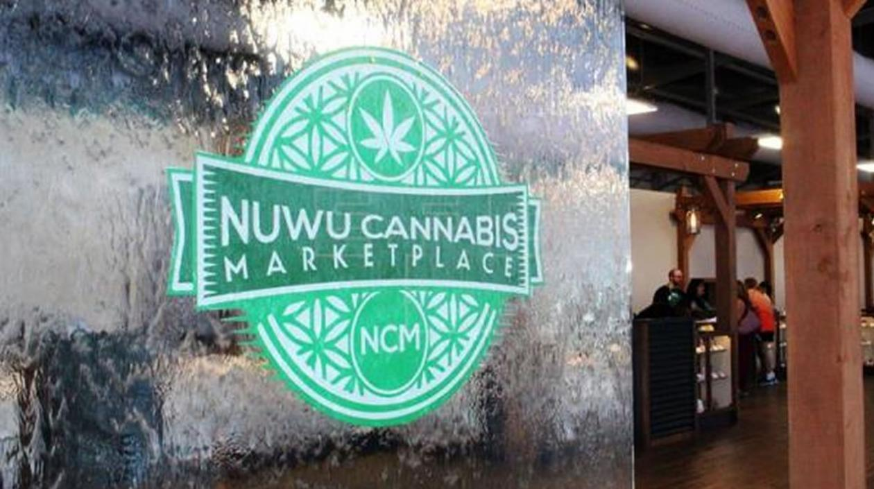 El dispensario Nuwu Cannabis Marketplace