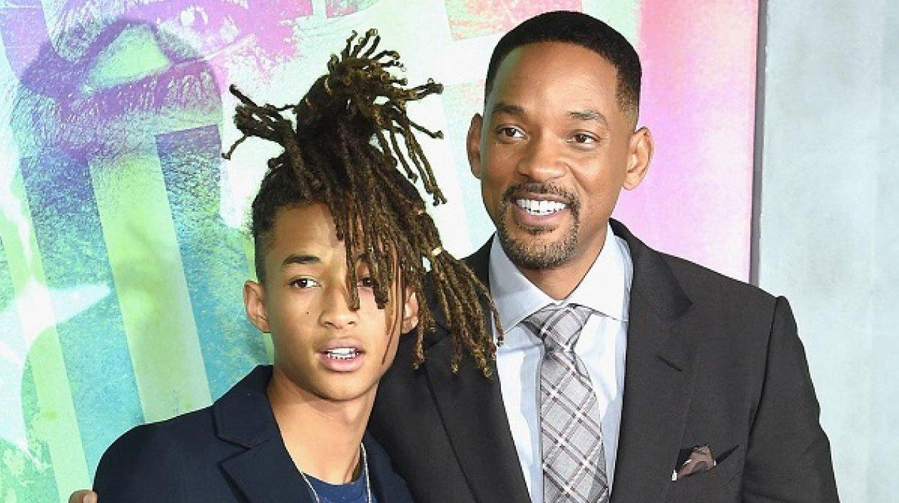 Jaden y Will Smith.