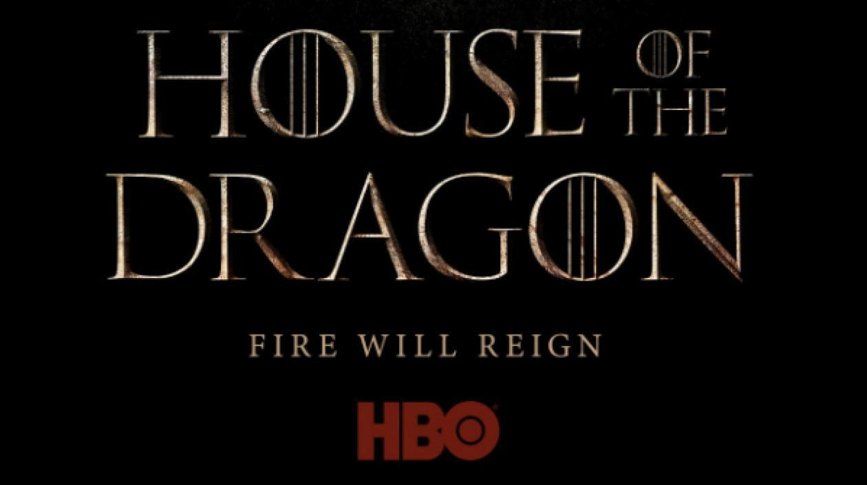'House of the dragon', serie derivada de 'Game of thrones'.