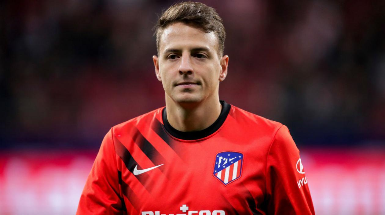 Santiago Arias, lateral colombiano.