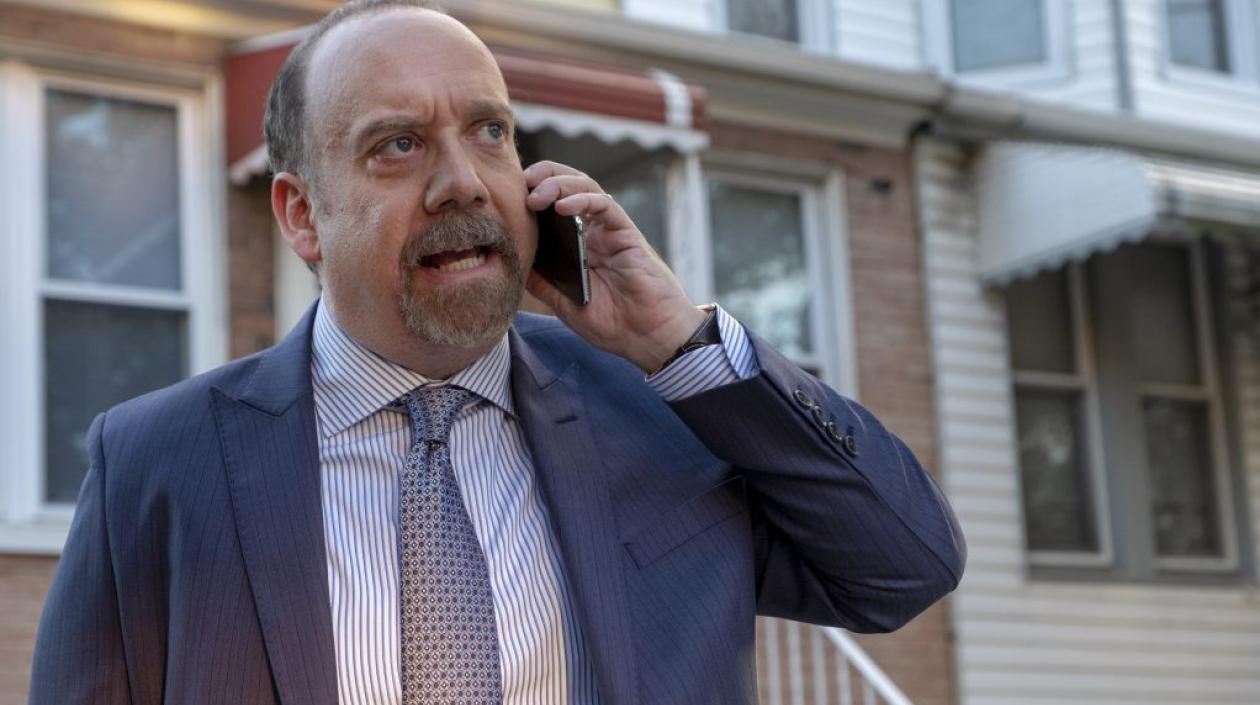 Paul Giamatti, actor.