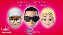 Snow, Daddy Yankee y Katy Perry.