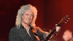 El veterano guitarrista de Queen Brian May.