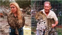 Carole Baskin, una de las protagonistas del popular documental de Netflix 'Tiger King'.