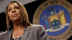 La Fiscal General de Nueva York, Letitia James.