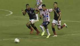 Gabriel Fuentes, defensa de Junior.