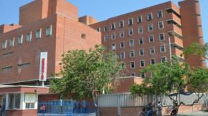 Hospital Julio Méndez Barreneche.