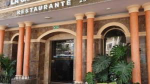 Restaurante donde ocurrieron los hechos en Santa Marta.