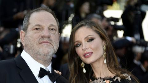 El productor de Hollywood Weinstein despedido por escándalo de acoso sexual