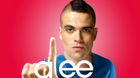 El actor Mark Salling,