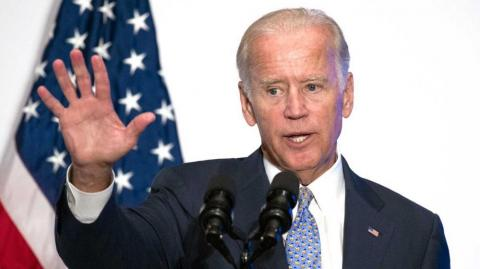 El exvicepresidente de Estados Unidos, Joe Biden.