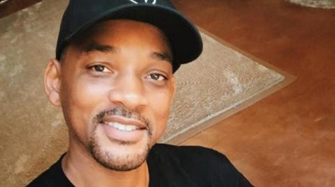 El actor Will Smith.