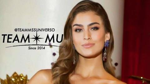 Valeria Morales, Miss Colombia en Miss Universo.