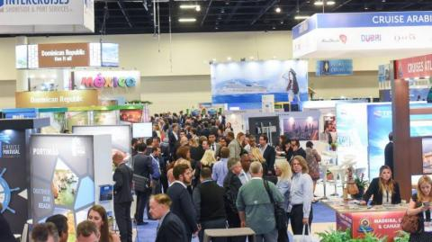 Seatrade Cruise Global, la mayor feria de cruceros del mundo.