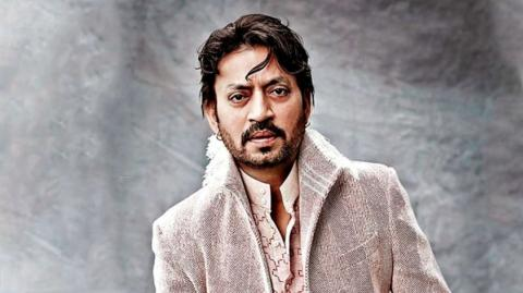 Irrfan Khan, actor de cine.