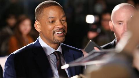 Will Smith, actor.