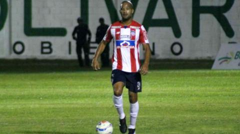Alberto 'El Mudo' Rodríguez, defensa de Junior.