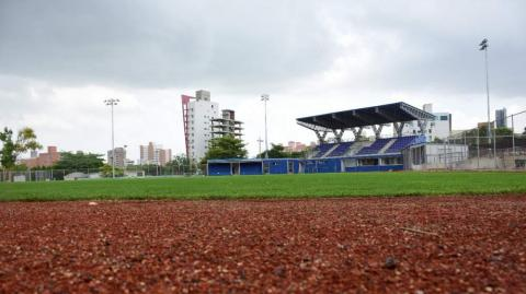 Estadio Edgardo Schemel de softbol.
