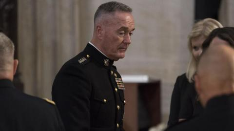 El general Joseph Dunford