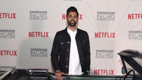 El comediante estadounidense Hasan Minhaj.