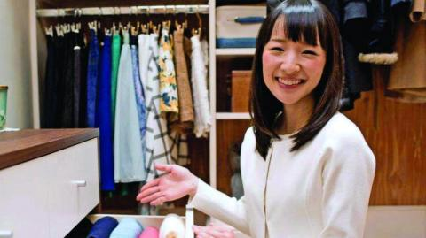 "La japonesa Marie Kondo, en 2011, captó la atención internacional con su libro ""La magia del orden: herramientas para ordenar tu casa y tu vida""."