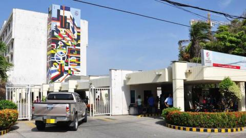Hospital CARI de Alta Complejidad de Barranquilla.