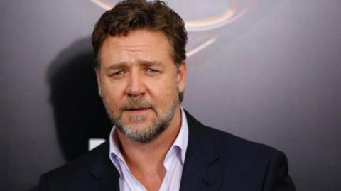 Russell Crowe, actor neozelandés.