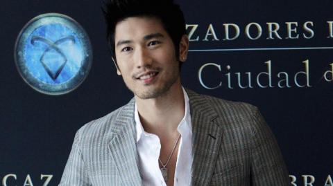Godfrey Gao, l actor taiwanés-canadiense fallecido en China.