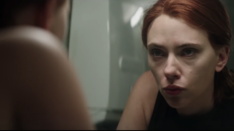 Scarlett Johansson, actriz que interpreta a Black Widow.